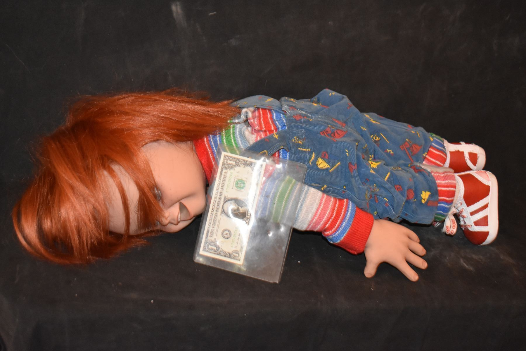 edc771f41be73 ... Image 2   CURSE OF CHUCKY SCREEN MATCHED COMPLETE ANIMATRONIC GOOD GUY  PUPPET A TRUE MODERN ...