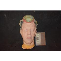 STAR TREK PROTOTYPE ALIEN SYMBIANT HEAD