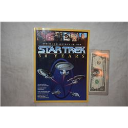 ZZ-CLEARANCE STAR TREK 30 YEARS BOOK