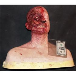 THE KNICK SCREEN MATCHED BURNED DR MAYS HEAD