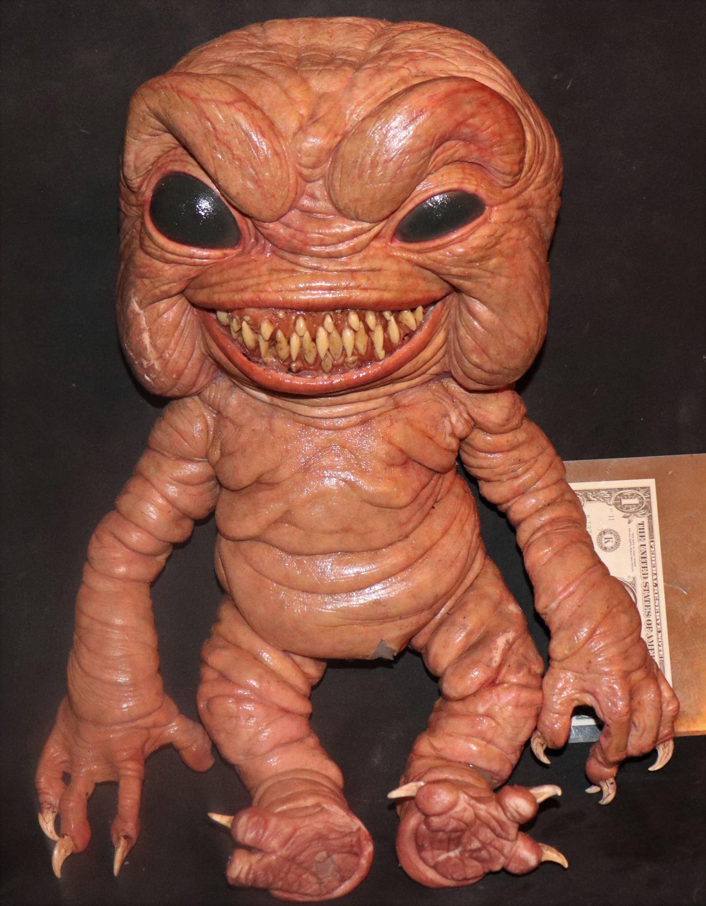 Image 1 Bad Milo The Asshole Demon Creature Complete Puppet