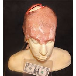 THE KNICK BRAIN SURGERY APPLIANCE WITH SKULL PLATE