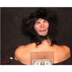 AMERICAN HORROR STORY FREAK SHOW EDWARD MORDRAKE SCREEN MATCHED HERO ANIMATRONIC REAR FACE