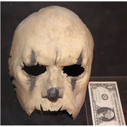 ZZ-CLEARANCE CREEPY CLOWN MASK FROM UNKNOWN PRODUCTION