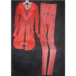 THE CONJURING 2 THE COMPLETE CROOKED MAN PROTOTYPE WARDROBE