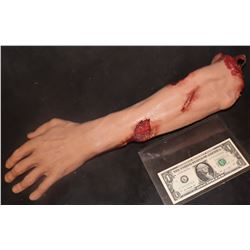 THE KNICK SEVERED SILICONE ARM 1