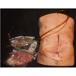 THE KNICK SURGERY SILICONE TORSO WITH ENTRAILS