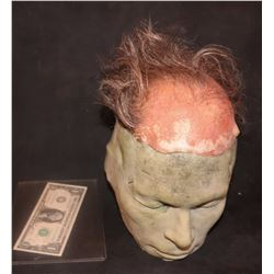 THE KNICK SILICONE SKULL CAP SCALP WITH HAND ALL PUNCHED HAIRS