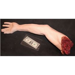 THE KNICK SEVERED SILICONE ARM 2