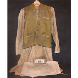 ZZ-CLEARANCE GODLESS COMPLETE SCREEN USED WARDROBE