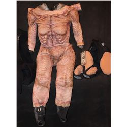 THE REAPER WINGED DEMON FULL BODY SUIT