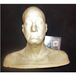 DISPLAY BUST FOR MASKS WIGS HATS ETC