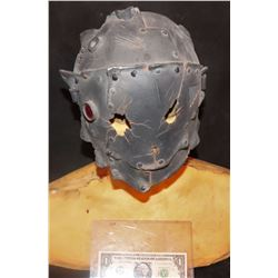 ZZ-CLEARANCE ROBOT MONSTER MASK WITH STRAPS