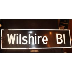 HEAT WILSHIRE BL LARGE SIGN