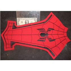 SPIDER-MAN FAR FROM HOME TOM HOLLAND CHEST GLYPH ON SUIT FABRIC 1
