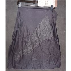 BLACK PANTHER LARGE UNCUT COSTUME THIGH PATTERN PANEL WITH PRODUCTION NOTES