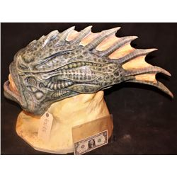 AQUAMAN TRENCHER CREATURE HEAD SKIN ON BUST 1 #14