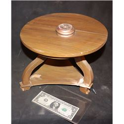 THE HOLE SCREEN USED MINIATURE WARPED ROUGH TABLE