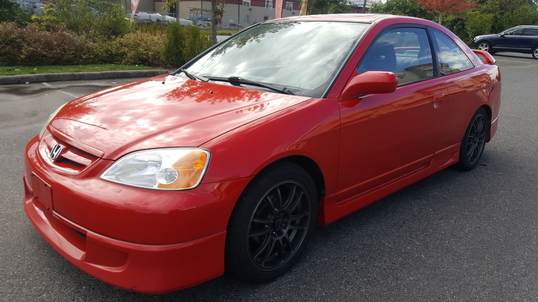2003 Honda Civic Si 2 Door Coupe 265937km With Key And Registration