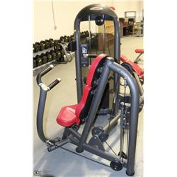 COMMERCIAL GRADE CONVERGING CHEST PRESS