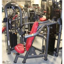COMMERCIAL GRADE CONVERGING SHOULDER PRESS