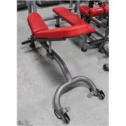 INCLINE WORKOUT BENCH
