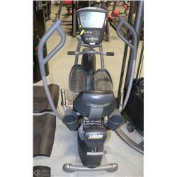OCTANE FITNESS RECUMBENT/ELLIPTICAL TRAINER