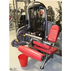 COMMERCIAL GRADE SEATED LEG CURL MACHINE