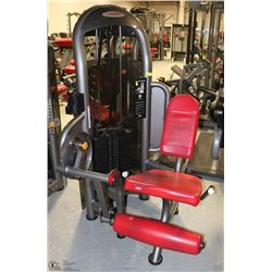 COMMERCIAL GRADE LEG EXTENSION MACHINE