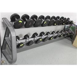 COMMERCIAL GRADE DUMBELL STAND
