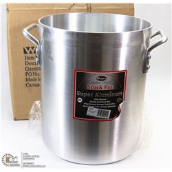 NEW PREMIUM COLLECTION ALUMINUM STOCK POT