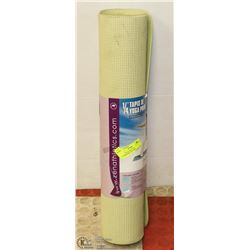 "ZENZATION ATHLETICS 1/4""PREMIUM YOGA  MAT"