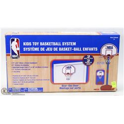 NEW KIDS TOY BASKETBALL SYSTEM IN BOX
