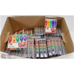 LARGE BOX OF COCKTAIL FORKS ALL NEW IN PACKAGES
