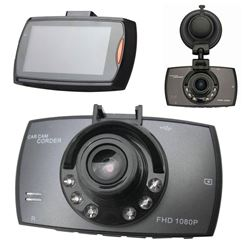 NEW DASH CAM WITH MOUNTS & 12V POWER SUPPLY CORD