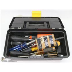 ESTATE TOOL BOX WITH CONTENTS