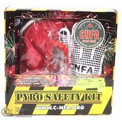 PYRO SAFETY KIT