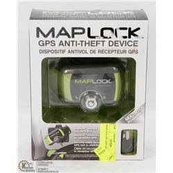 MAPLOCK GPS ANTI THEFT DEVICE