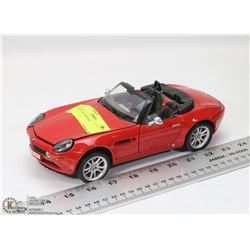 BMW 28 RED DIECAST.