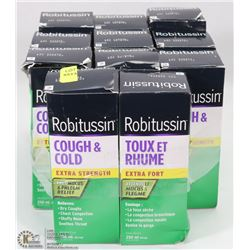 BUNDLE OF ROBITUSSIN COUCH MEDICINE