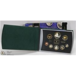 1999 CANADIAN PROOF SET IN BOX.