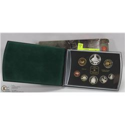 2003 CANADIAN PROOF SET IN BOX.