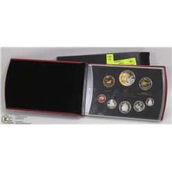 2008 CANADIAN PROOF SET IN BOX WITH COA