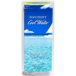 DAVIDOFF COOL WATER FOR HIM 125ML