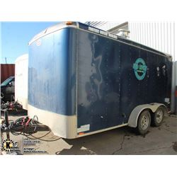 2011 FOREST RIVER CARGO TRAILER 7' X 14'
