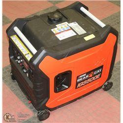 ECHO BEAR CAT 1G3500E 3500W QUIET POWER GENERATOR
