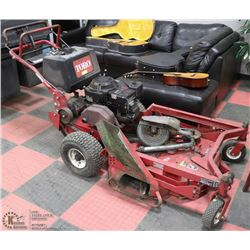 """36"""" TORO PROLINE COMMERCIAL LAWNMOWER WITH"""