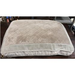 NEW LARGE TOP PAW ORTHOPEDIC PET BED WITH