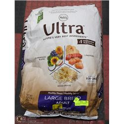 ULTRA DOG FOOD LARGE BREED ADULT 30LBS