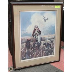 "RJ MCDONALD ""GRAND-DADS GIFT"" SIGNED & NUMBERED"